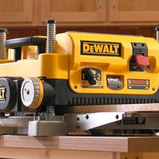 benchtop planers