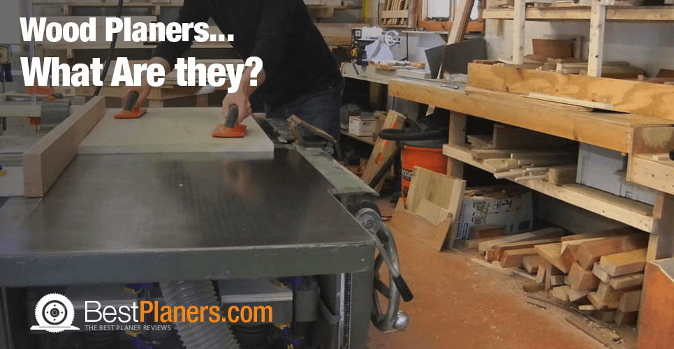 what are wood planers